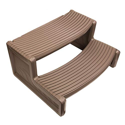 New Pool Equipment Parts Confer Plastics HS2 Portabello Resin Handi-Step for Spa and Hot Tubs