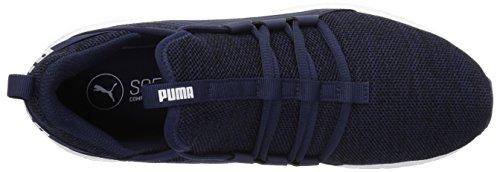 PUMA Men's Mega NRGY Knit Sneaker