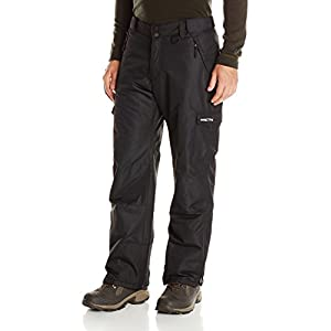 "Arctix Insulated Cargo Snowsports Pants - 32"" Inseam - Men's-small,black"