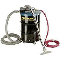 Nortech N551BC B Vacuum Unit with 2-Inch Inlet and Attachment Kit, 55-Gallon
