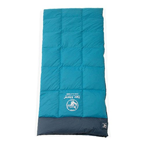 Tiger Storm Makalu Goose Down 3 Seasons Sleeping Bag (Blue)