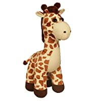 ToySource Stretcher Collectible Plush, Giraffe, Size 9