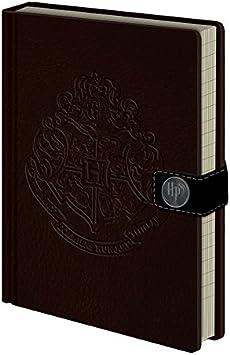 Pyramid International A5Harry Potter–Hogwart 's portátil de escudo
