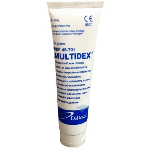Multidex Maltodextrin Wound Powder 45 g Tube [Tube]