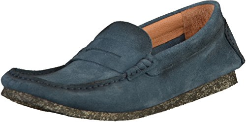 0001 Blue Replay GMM08 Moccasins Mens Y6xx0Rzw