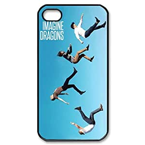iPhone 4/4s hard plastic cases with Indie rock band Imagine Dragons U128552