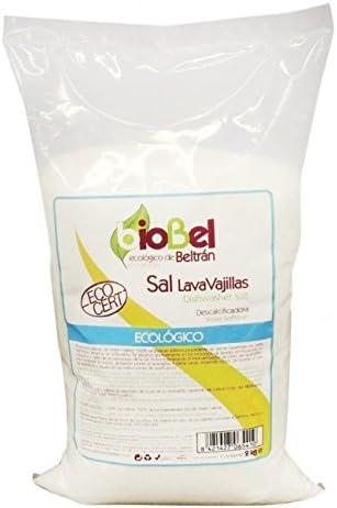 BioBel Sal Lavavajillas Eco - 2000 gr: Amazon.es: Salud y cuidado ...