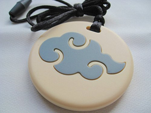 silicone teething pendant necklace compliant product image