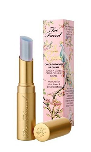 Too Faced La Creme Lipstick 'Unicorn Tears' 0.11oz/3.0g New In Box - 0.11 Ounce Boxes