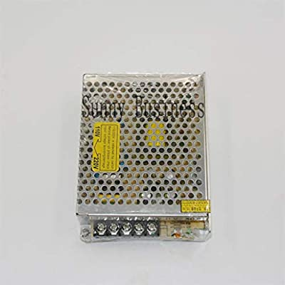 Utini MS-50-5 50W 5V 10A Mini Size LED Switching Power Supply Transformer 110V 220V AC to DC 5V Output