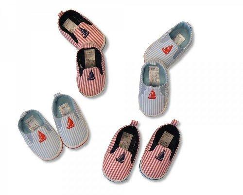 Zapatos de bebé rojo–