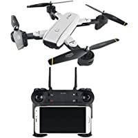 Fiaya SG700 2.0MP Wide Angle Camera Wifi FPV 6-Axis Gyro Foldable Drone RC Quadcopter (B)