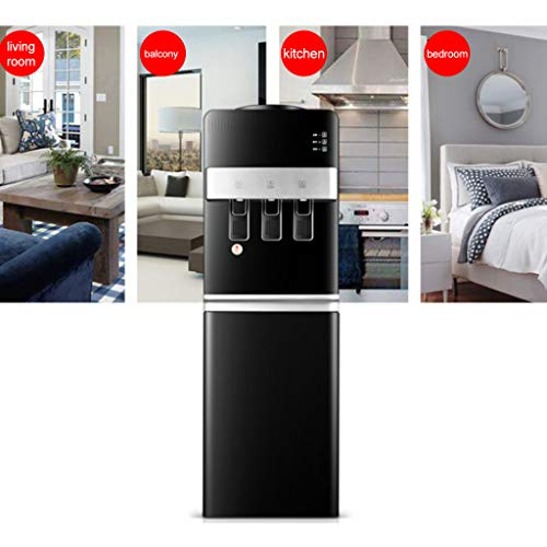 Hot Water Dispensers Domestic hot Water Dispenser Office Drinking Water Dispenser Hot and Cold Household high-end Refrigerator Office Energy Saving, Quiet and Warm by Combination Water Boilers Warmers (Image #1)