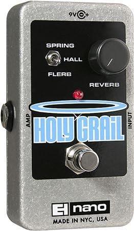 Electro-Harmonix Holy Grail Reverb Pedal