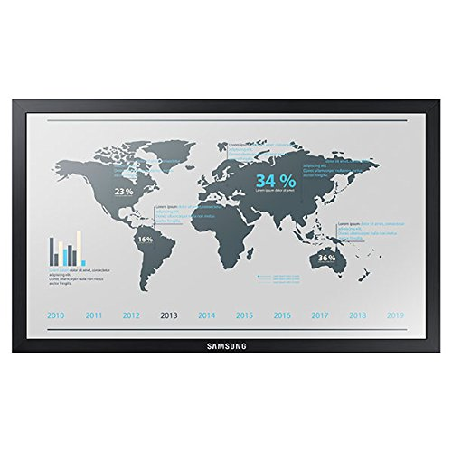 "Samsung CY-TD40LDAH Infrared Touch Overlay for DB/DM/DH Series, 40"" Size"