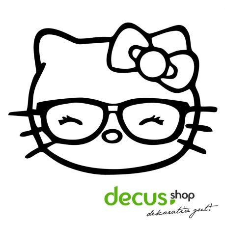 Hello Kitty - Geek Girl