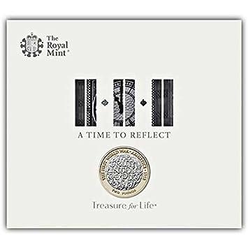Royal Mint Die 2018 Waffenstillstand Unzirkulierte Uk 2 Pfund Münze