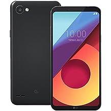 LG Q6 (M700DSN) 3GB / 32GB 5.5-inches Dual SIM Factory Unlocked - International Stock No Warranty (Astro Black)