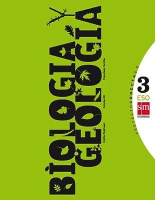 Biología y geología. 3 ESO. Conecta 2.0 - 9788467539950: Amazon.es ...