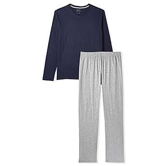 OVS Sleepwear Set For Men, X-Large, (182PJA118PJUNIT-906-3-003)