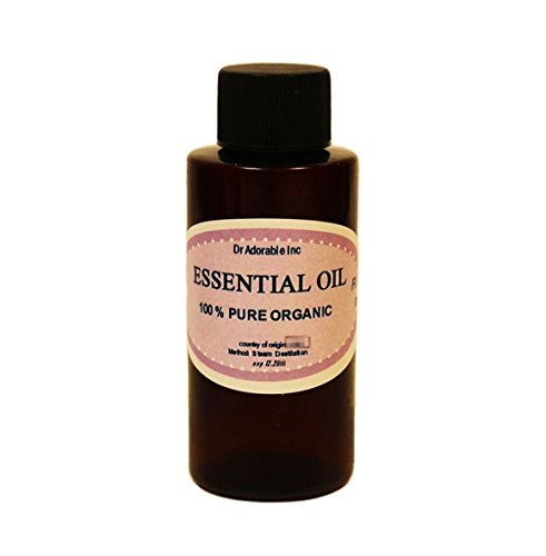 Litsea Cubeba / May Chang Essential Oil 100% Pure Organic 2.2 Oz/70 Ml