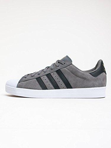 adidas Herren Superstar Vulc ADV Skaterschuhe grau (Gricua/Negbas/Dormet)