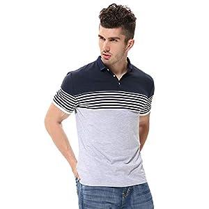fanideaz Men's Regular Fit Polo T-Shirt