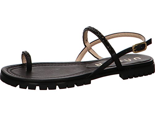 294 Sandals Black Unisa Women's 90135 Fashion 00 Z6p4wq4