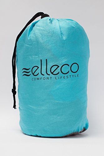 Outdoor Mat Largest by Ell Eco, Beach Blanket with 6 Pockets of Ultra Strong Parachute Nylon, Durable Waterproof Sand proof Picnic, Camping, Travel, Hiking, Compact Large Lightweight 1.10lb (Patio Heater Wont Light)