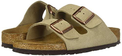 Birkenstock Arizona Unisex Suede Sandal by Birkenstock (Image #6)