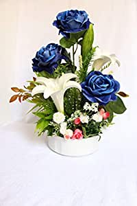 Artificial Mixed Bouquets Flowers for Multiple Occasions - Multi Color