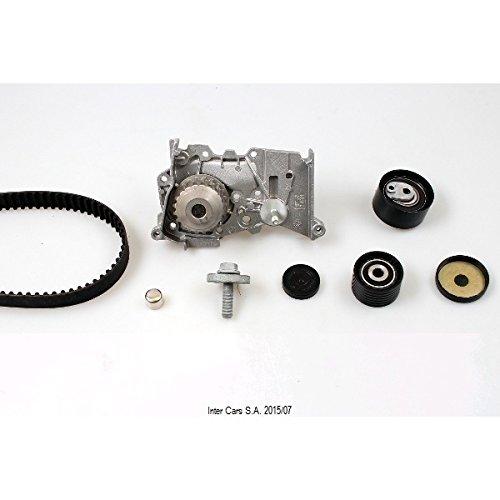 Hepu PK08420 Bomba de agua + kit correa distribución: Amazon.es: Coche y moto