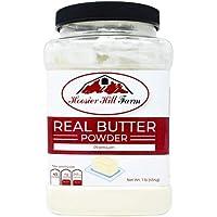 Hoosier Hill Farm Real Butter powder, 1 lb
