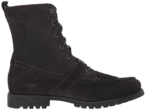 Polo Ralph Lauren Men's Ranger Fashion Boot Charcoal R5xoDv