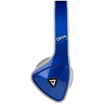 Monster DNA On-Ear Headphones | Cobalt/Grey