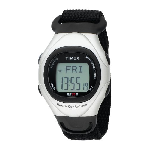 Timex Women's T5G341 Marathon Radio Control Atomic Watch