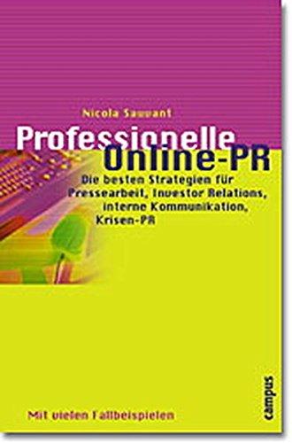Professionelle Online-PR