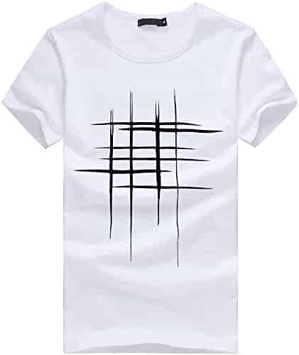 5a41f4b3cad4 Tanhangguan Clearance Sale! Mens T Shirts Graphic