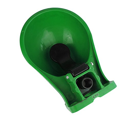 Lucky Farm Automatic Water Trough Bowl for Cattle Horse Goat Sheep Dog Plastic Animal AUTO Fill by Lucky Farm (Image #3)