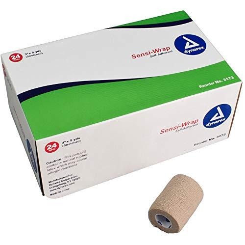 5 Yard Case - DYNAREX Compression Bandage Sensi-Wrap 3