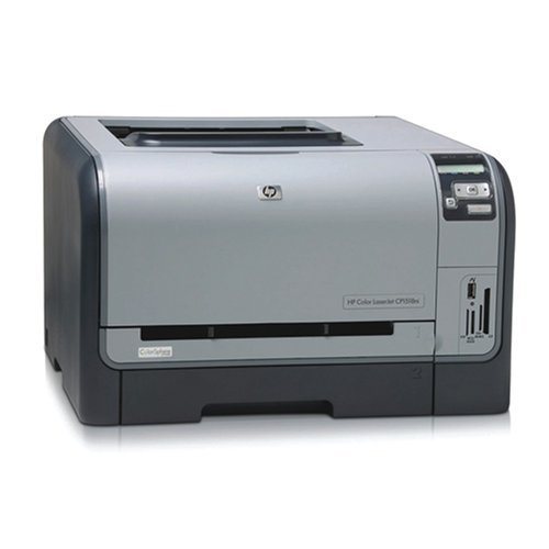 HP Color Laserjet CP1518NI Printer Entry Level Color Laserjet for Us Government (Renewed)