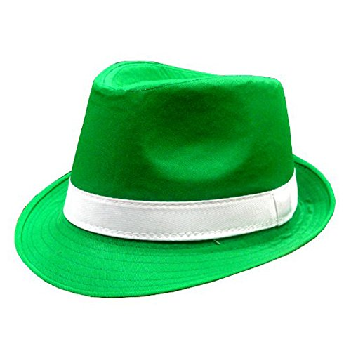 St. P (All Green Costumes)