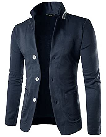 COOFANDY Mens Casual Slim Fit Blazer 3 Button Suit Sport