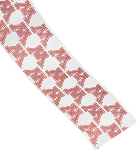 - Offray Printed Craft Ribbon Pack, 12-Yard, University of Minnesota Golden Gophers