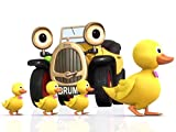 Brum Plays I-Spy and Meets Beep the Truck