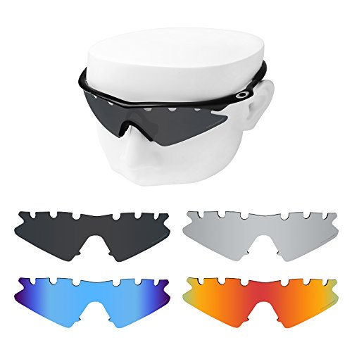 Custom Oakley M Frame Sunglasses at KingdomOfTheSun.net