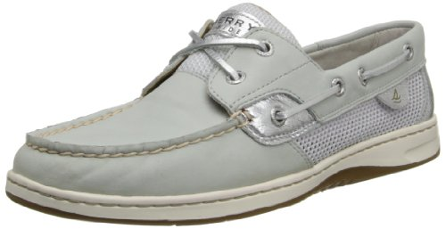 Top Open Women's Boat Sperry Grey Bluefish Sider Mesh vUPgz