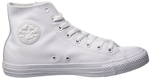 Adulte Taylor Blanc All Chuck Mode Converse Aq564 Mixte Hi Star Baskets qzvH5