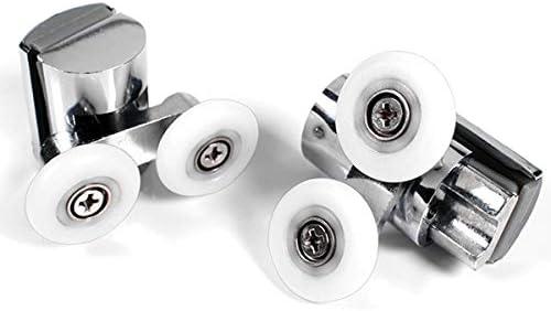 BigBig Style - Rodillos para mampara de ducha (aleación de zinc ...