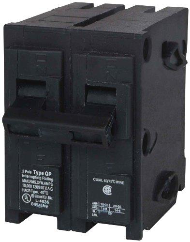 MP235 35-Amp Double Pole Type MP-T Circuit Breaker
